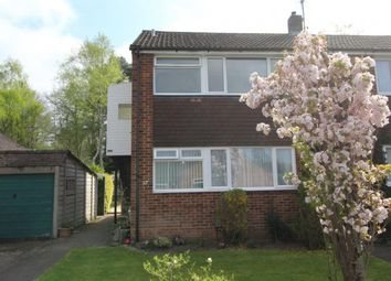 Thumbnail 1 bed maisonette to rent in Regent Close, Fleet