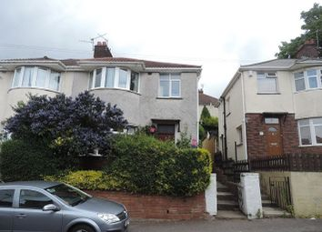Thumbnail 3 bed semi-detached house to rent in Brynderwen Grove, Newport