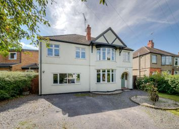 Thumbnail 5 bed detached house for sale in Willen Road, Newport Pagnell, Milton Keynes, Bucks
