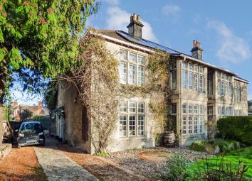 Thumbnail 4 bed semi-detached house for sale in Beckford Road, Bathwick, Bath