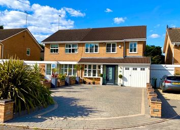 Langcomb Road, Shirley, Solihull B90. 4 bed semi-detached house