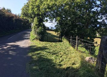 Thumbnail Land for sale in Dalby, Isle Of Man