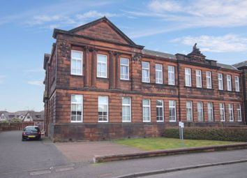 Thumbnail 2 bedroom flat for sale in Bryden Court, Grangemouth
