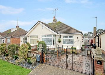 Thumbnail 2 bedroom semi-detached bungalow for sale in Lorraine Crescent, Spinney Hill, Northampton