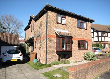 Thumbnail 4 bed detached house for sale in Burns Drive, Banstead