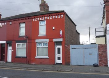Thumbnail 2 bedroom end terrace house for sale in Wheatland Lane, Wallasey