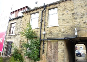 Thumbnail 2 bedroom terraced house for sale in Turner Place, Bradford, West Yorkshire