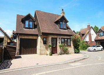 Thumbnail 3 bed detached house for sale in Beehive Court, Hatfield Heath, Bishop's Stortford, Herts