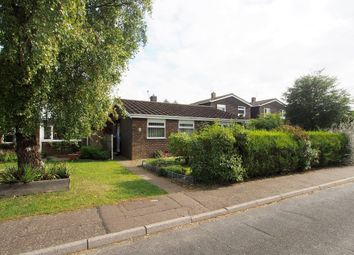 Thumbnail 3 bedroom detached bungalow for sale in Ashleigh Gardens, Wymondham
