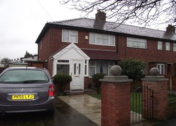 Thumbnail 4 bed property to rent in Statham Avenue, Warrington
