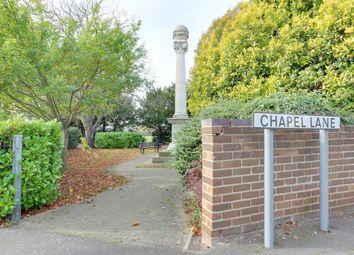 Thumbnail 3 bed semi-detached house for sale in Chapel Lane, Benfleet