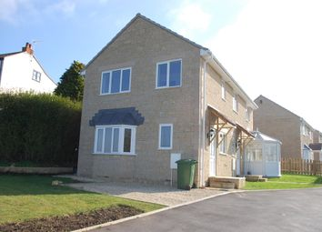 Thumbnail 2 bed semi-detached house to rent in Keels Hill, Peasedown St. John, Bath