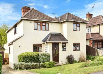 Thumbnail 4 bed detached house for sale in Hazell Road, Farnham, Surrey