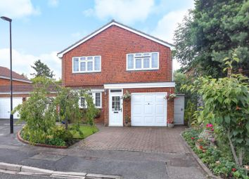 Thumbnail 4 bedroom detached house for sale in Camrose Close, Croydon