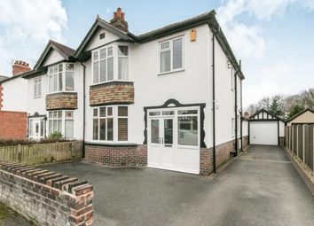 Thumbnail 3 bedroom semi-detached house for sale in Woodlands Road, Marford, Wrexham, Wrecsam