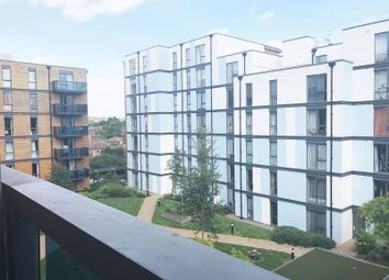 Thumbnail 1 bed flat for sale in Needleman Close, London