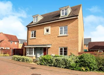 Thumbnail 5 bed property to rent in Oliver Road, Hampton Vale, Peterborough