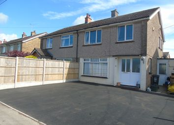Thumbnail 3 bed semi-detached house for sale in Hyatts Wood Road, Backwell