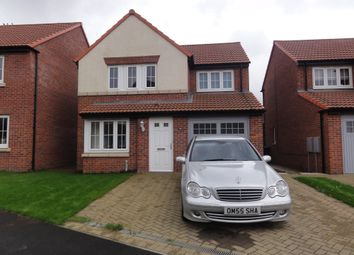 Thumbnail 3 bed detached house to rent in Prospect Place, Coxhoe, Durham
