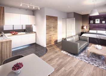 Thumbnail 2 bed flat for sale in Prime Waterfront Apartments, Tithebarn Street, Liverpool