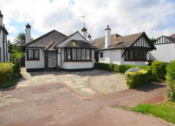 Thumbnail 3 bedroom detached bungalow for sale in Burlescoombe Close, Southend-On-Sea