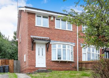 Thumbnail 3 bed semi-detached house to rent in Marsh End, Kings Norton, West Midlands