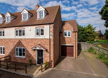 Thumbnail 4 bedroom semi-detached house for sale in Oak Square, Crowland, Peterborough