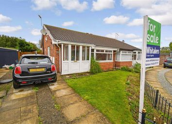 Thumbnail 2 bed semi-detached bungalow for sale in The Croft, Hull