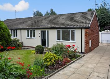 Thumbnail 2 bed semi-detached bungalow for sale in Ouchthorpe Lane, Outwood, Wakefield