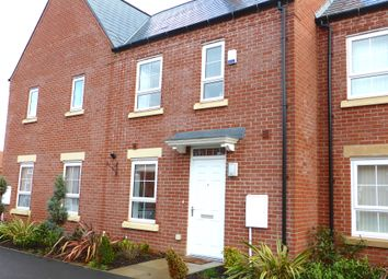 Thumbnail 3 bed terraced house to rent in Longford Park Road, Bodicote