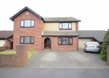 Thumbnail 4 bed detached house for sale in Christchurch Court, Seaham