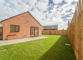 Thumbnail 3 bed detached bungalow for sale in Orchard View, Off Woodthorpe Road, Chesterfield, Derbyshire
