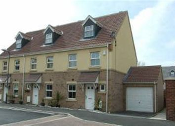 Thumbnail 3 bedroom town house to rent in Kaye Drive, Osgodby, Selby