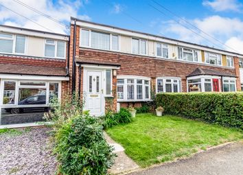 Thumbnail 3 bed terraced house for sale in Woodland Close, West Malling