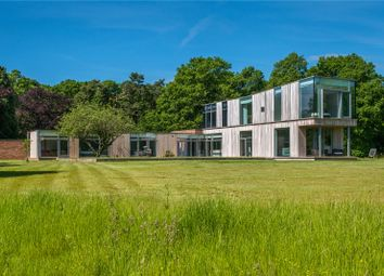 Thumbnail 5 bedroom detached house for sale in High Street Green, Chiddingfold, Godalming, Surrey