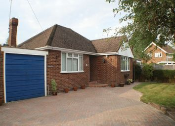 Thumbnail 2 bed detached bungalow for sale in Wroxham Road, Woodley, Reading