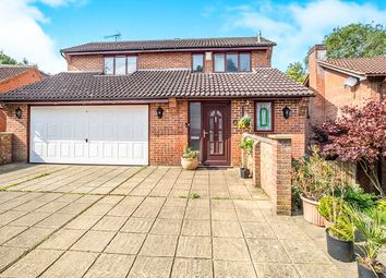 Thumbnail 5 bed detached house for sale in Oakleigh Close, Walderslade, Chatham