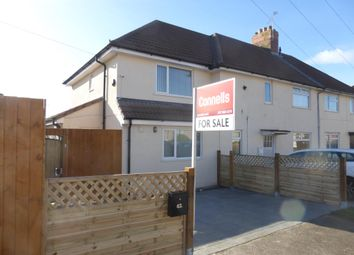 Thumbnail 2 bed end terrace house for sale in Crossways Road, Knowle, Bristol