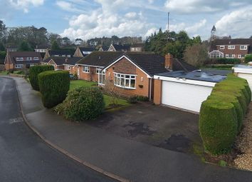 Thumbnail 3 bed detached bungalow for sale in Quail Green, Wightwick, Wolverhampton