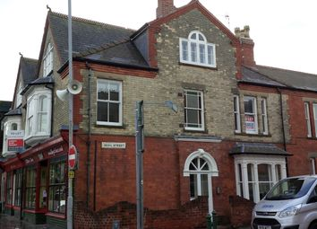 Thumbnail 2 bed flat to rent in Cecil Street, Lincoln