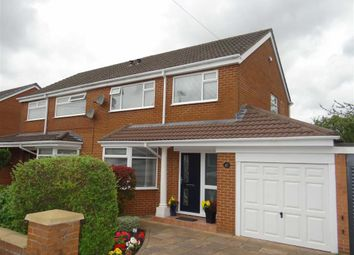 Thumbnail 3 bed semi-detached house for sale in Kirkham Road, Leigh, Lancashire