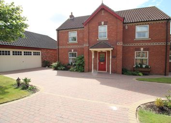 Thumbnail 4 bed detached house for sale in School Croft, Westwoodside