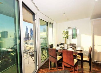 Thumbnail 3 bed flat to rent in Altitude Point, Alie Street E1, Aldgate, London,