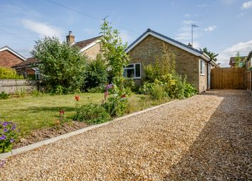 Thumbnail 2 bed bungalow for sale in 12 Arles Avenue, Wisbech