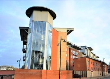 Thumbnail 2 bed flat for sale in River View, Low Street, Sunderland