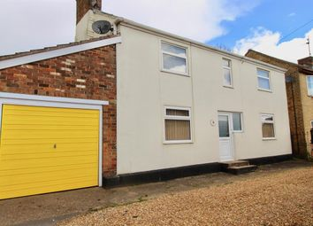 Thumbnail 3 bed detached house for sale in Main Street, Farcet, Peterborough