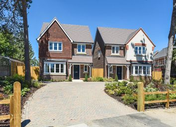 Thumbnail 4 bed detached house for sale in Brookers Hill, Shinfield