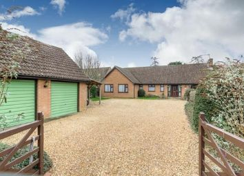 Thumbnail 5 bed bungalow for sale in High Street, Sharnbrook, Bedford, Bedfordshire