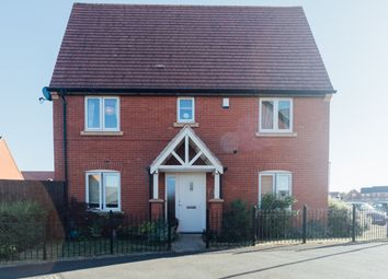 Thumbnail 3 bed semi-detached house for sale in Highland Drive, Loughborough