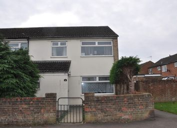 Thumbnail 3 bed end terrace house for sale in Churchill Road, Bicester